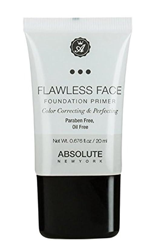 トレーニング世論調査役割ABSOLUTE Flawless Foundation Primer - Clear (並行輸入品)