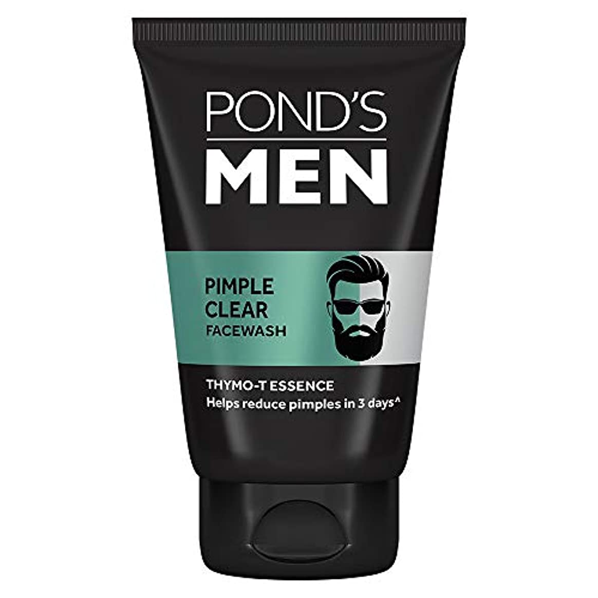 地下室気配りのある伝記Pond's Men Acno Clear Oil Control Face Wash, 100g