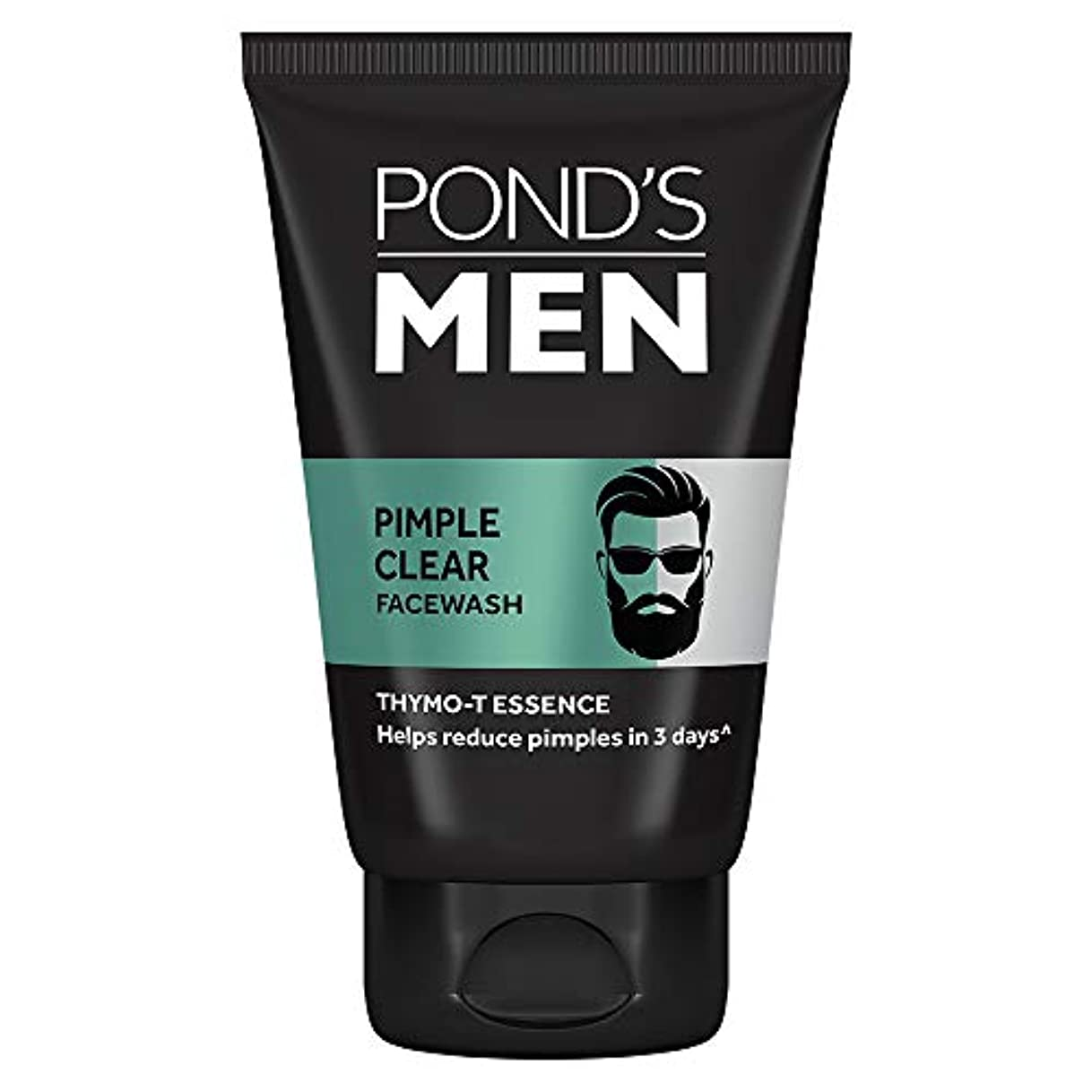 究極の教育地図Pond's Men Acno Clear Oil Control Face Wash, 100g