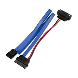 アイネックス Slimline SATA電源変換セットコネクタ SLS-3005SA