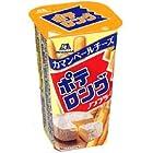 森永 ポテロングカマンベールチーズ 45gX10個