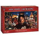 マイケルジャクソン 1000 ピースジグソーパズル アルバムカヴァー Michael Jackson