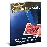 The Blue Stake (pro series Vol 5) by Wayne Rogers & Paul Romhany - Book By Paul Romhany [並行輸入品]
