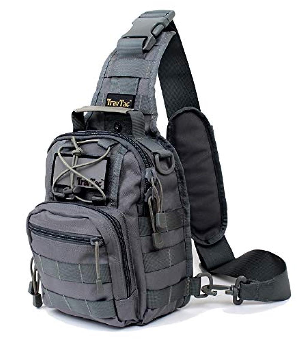 恐れる物理野球travtacステージII Smallスリングバッグ、プレミアムEDCタクティカルスリングパック900d