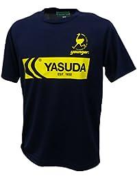 ヤンガー(Younger) ヤンガー×ヤスダ コラボ商品 2018SS プラクティス Tシャツ YXY605-NV-L ネイビー L