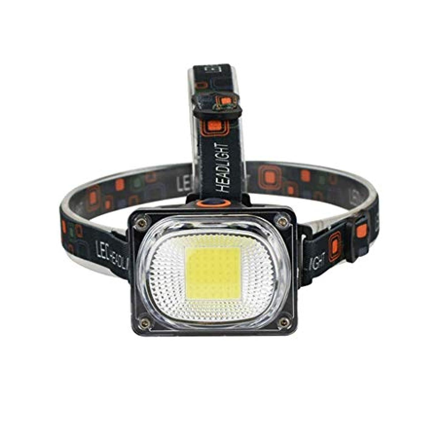 配管工。取り壊すDaQingYuntur 防水ヘッドライト、多目的ライト、強い光の照射、ハイライティングビーズ、充電式ヘッドライト、3種類のライティングモードヘルメットライト - キャンプランニングに最適