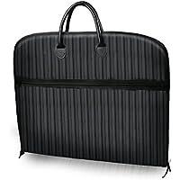 ガーメントケース スーツ用 収納ケース 大容量 ガーメントバッグ 出張 旅行 ビジネス 冠婚葬祭 防水防塵 軽量 型崩れ防止 手提げ 男女兼用