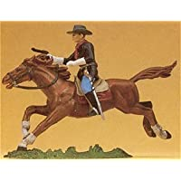 1 / 25 Scale Soldier Riding / W Pistol