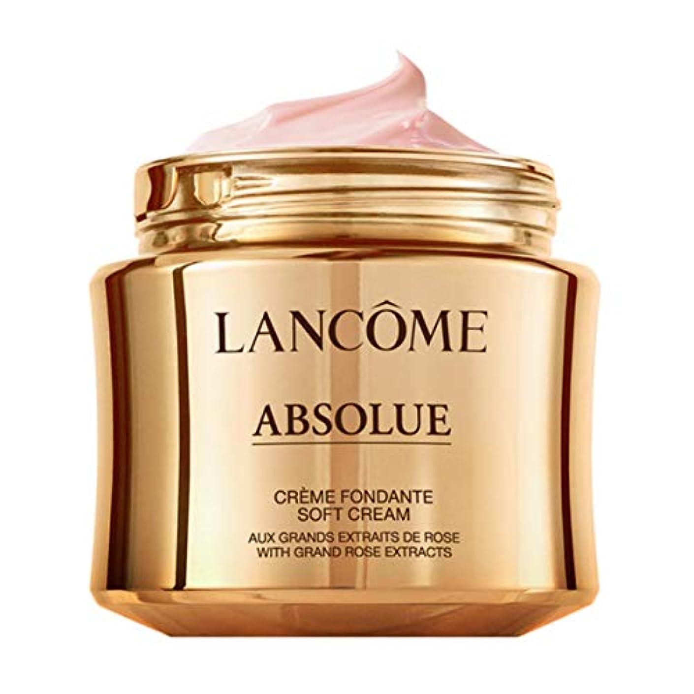 邪悪な元に戻す猟犬ランコム Absolue Creme Fondante Regenerating Brightening Soft Cream 60ml/2oz並行輸入品