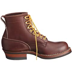 Smoke Jumper 350: Brown Smooth