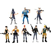 Fortnite Character Toy Game Action Figure Playset Model Inspired by Fortnite Video Game Gift Collection Ages 13 and Up Colorful