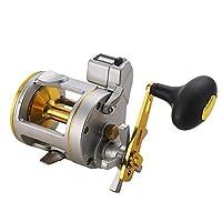 k-outdoor トローリングリール デジタル表示 海釣り 3000