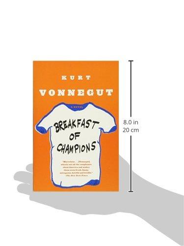 Breakfast of Champions: A Novel