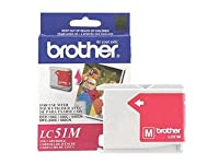 Brother International Corporation lc51mマゼンタインクカートリッジfor use with fax1360/ 1860C / 1960C
