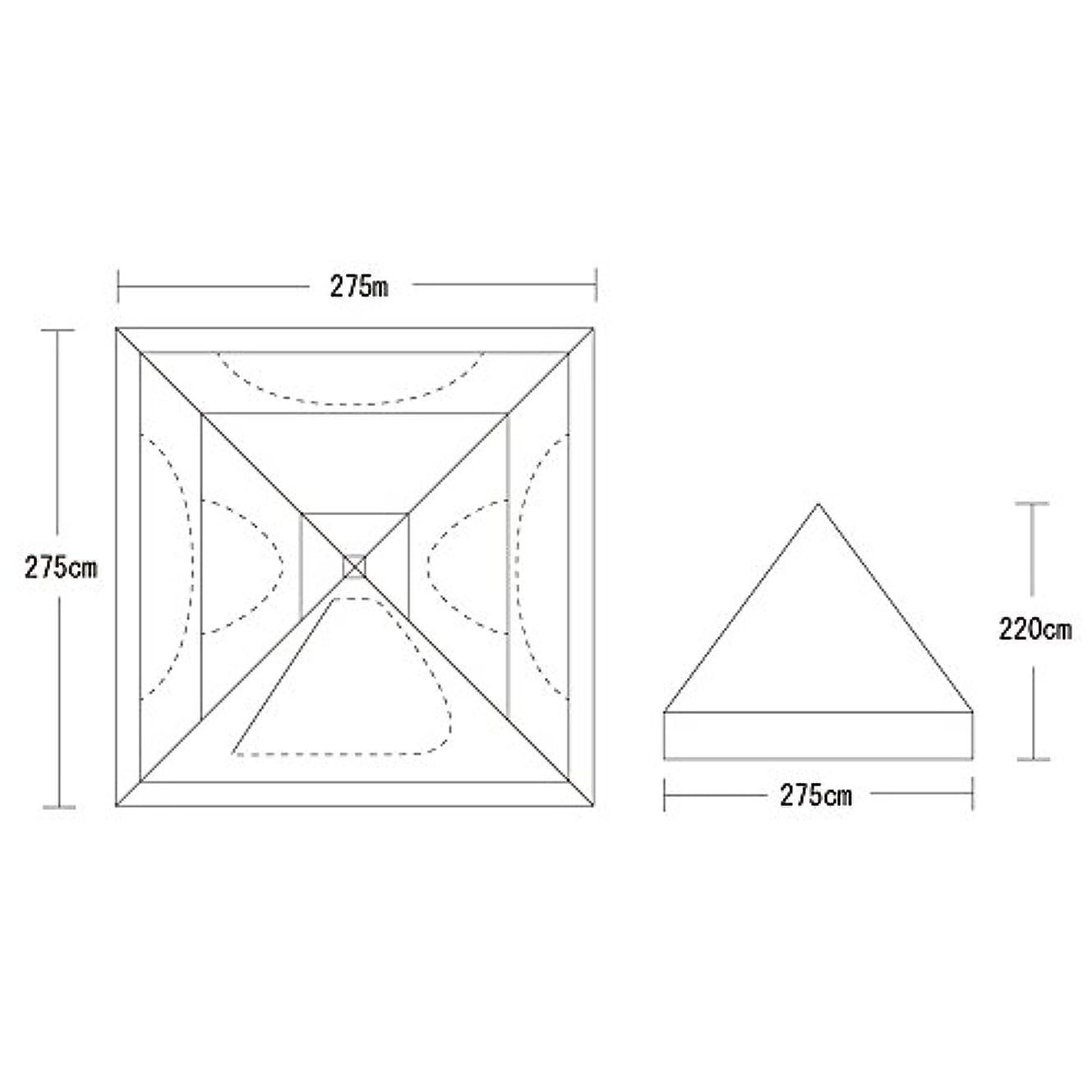 魅力アルミニウム大理石テンマクデザイン サーカス 300 用 フルインナーテント
