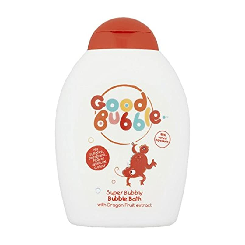 調和リハーサルネックレスGood Bubble Dragon Fruit Bubble Bath 400ml (Pack of 2) - 良いバブルドラゴンフルーツバブルバス400ミリリットル (x2) [並行輸入品]