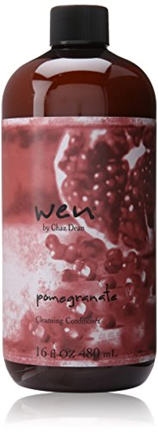 曲線作業静脈Wen Pomegranate Cleansing Conditioner