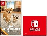 LITTLE FRIENDS (リトルフレンズ) - DOGS & CATS (ドッグス&キャッツ) - -Switch (【Amazon.co.jp限定】Nintendo Switch ロゴデザイン マイクロファイバークロス 同梱)