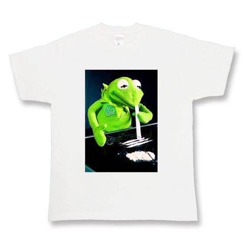 悪カーミット Kermit コカイン ドラッグ セクシー エロ 変態 ・・・