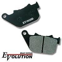 エボリューション(EVOLUTION) セミメタルブレーキパッド EV-9010D XL1200N ナイトスター