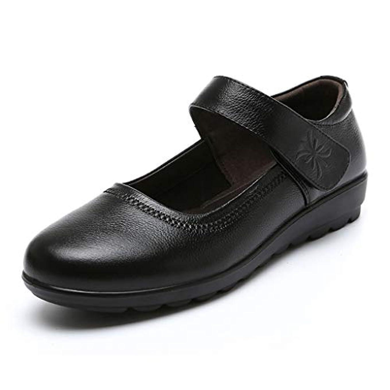 がっかりした衝動眩惑する[実りの秋] シニアシューズ レディース 26.5CMまで お年寄りシューズ マジックテープ 疲れにくい 滑り止め 婦人靴 モカシン 介護用 軽量 安定感 通気性 高齢者 母の日 敬老の日 通年