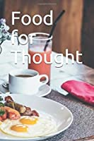 Food for Thought (Lizzy Revisited Journal Series)