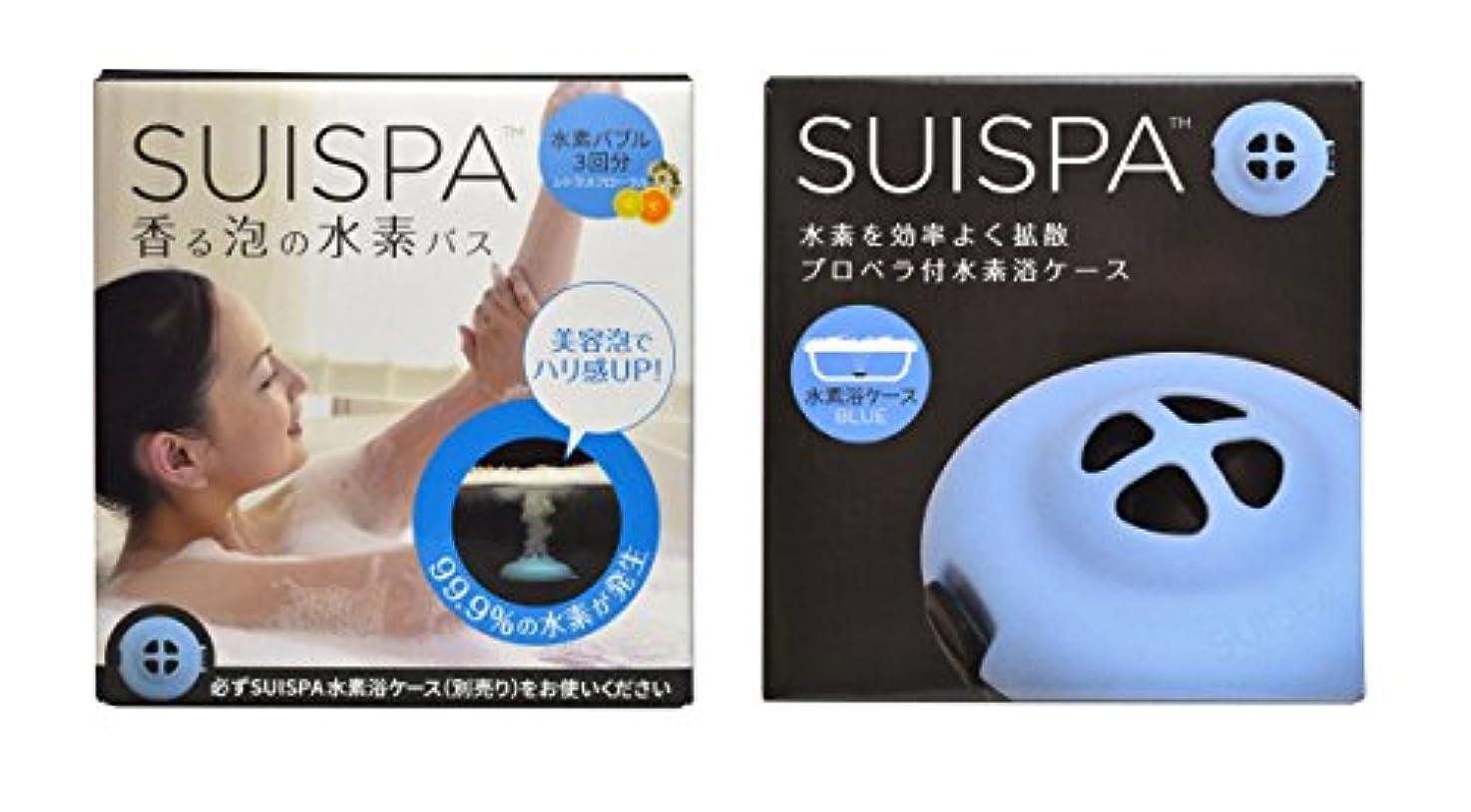 センサーまあ艦隊SUISPA スイスパ スターターセット シトラス