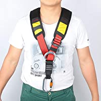 Climbing Harness Belt for Fire Rescue High Altitude School Assignment Caving Rock Climbing Rappelling Equipment Body Guard Protect
