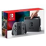 Nintendo Switch 本体 (ニンテンドースイッチ) 【Joy-Con (L) / (R) グレー】