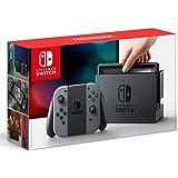 Nintendo Switch 本体 (ニンテンドースイッチ) 【Joy-Con (L)/(R) グレー】