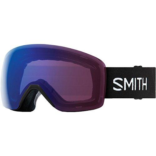 18-19 SMITH (スミス) ゴーグル SKYLINE BLACK (PHOTOCHROMIC) スカイライン アジアンフィット ジャパンフィット スノーボード スキー