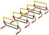 ダンノ(DANNO) 3段調節ハードル 5台1組 D177