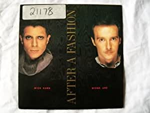 """After A Fashion - Midge Ure And Mick Karn 7"""" 45"""