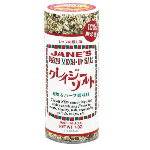ジェーン クレイジーソルト 113g 【24本組】