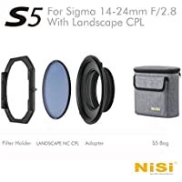 S5 Kit For Sigma 14-24 F4 with Landscape CPL