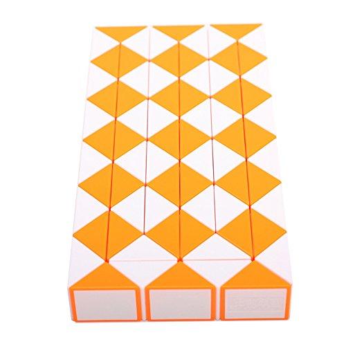 [해외]CXL 많이 다릅니다 72 절 (개)의 매직 스네이크 스프링이 있습니다 Rubik snake/CXL Changes a lot It has Rubik Snake Spring of 72 (one) Rubik snake