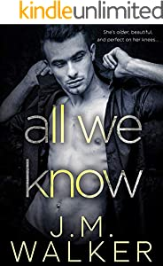 All We Know (A Novella) (English Edition)