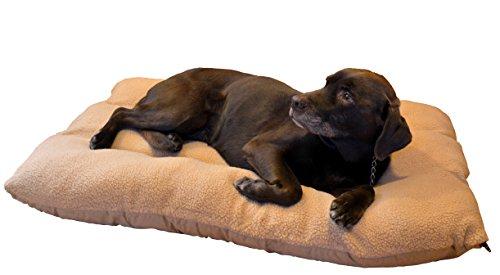 AmazingLand(アメイジングランド)ペット 用 犬 猫 若犬~老犬 小型犬 ~ 大型犬 まで ぐっすり 快眠 ベッド マット トイプードル ラブラドール (B【大】)