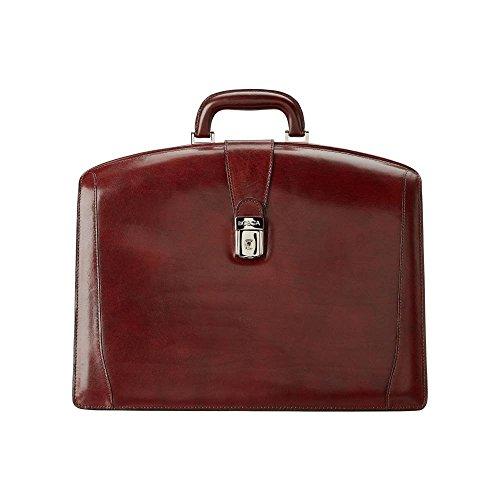 (ボスカ) Bosca メンズ バッグ ブリーフケース Old Leather Collection - Partners Brief 並行輸入品