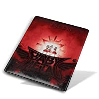 Babymetal 7 オリジナル 高級PUレザー ブックカバー 手帳型 軽量 耐久性 防水 ハンドメイド シンプル お洒落 28×51センチメート