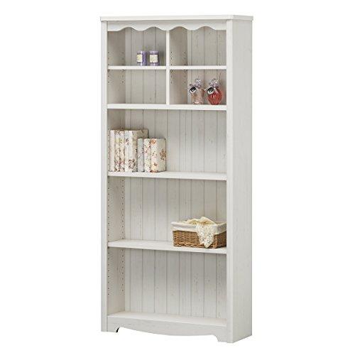 RoomClip商品情報 - 白井産業 【SHIRAI】 オープンラック かわいい本棚 書棚 モンシェリーヌ MCN-1675