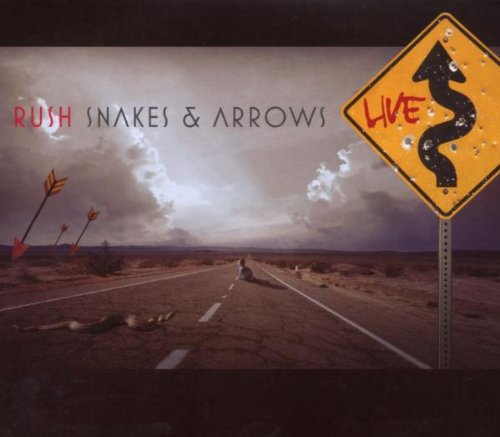Snakes & Arrows Live