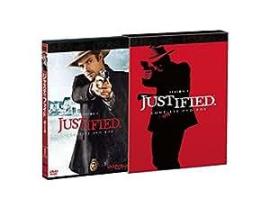 JUSTIFIED 俺の正義 シーズン1 コンプリートDVD-BOX