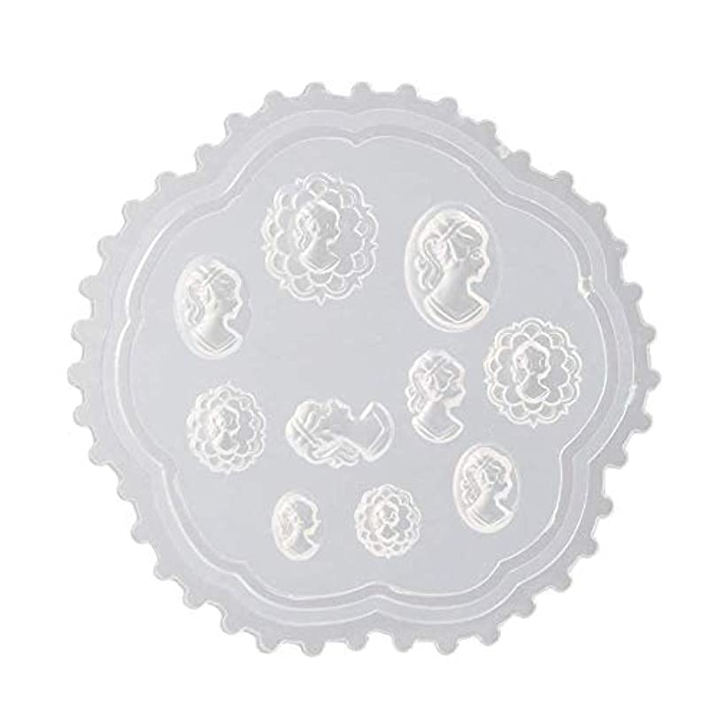 多数の親密なクリスチャンFlymylion 3Dシリコンモールド ネイル 葉 花 抜き型 3Dネイル用 レジンモールド UVレジン ネイルパーツ ジェル ネイル セット アクセサリー パーツ 作成 (2)