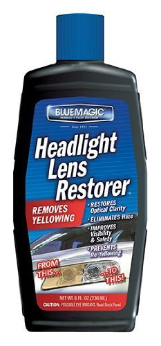 Blue Magic 725CD-06 Headlight Lens Restorer - 8 oz.- 6 Pack [並行輸入品]
