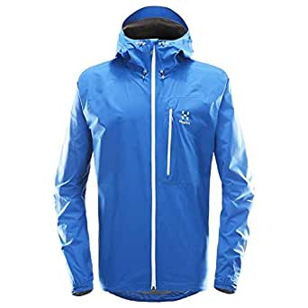 (ホグロフス) Haglöfs L.I.M III HAGLOFS Jacket Men's 602614 Cobalt Blue ゴアテックス (EUサイズ) L [並行輸入品]
