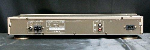 DENON デノン (デンオン) TU-1500-N(ゴールドタイプ) AM・FMステレオチューナー (AM/FMラジオチューナーデッキ)
