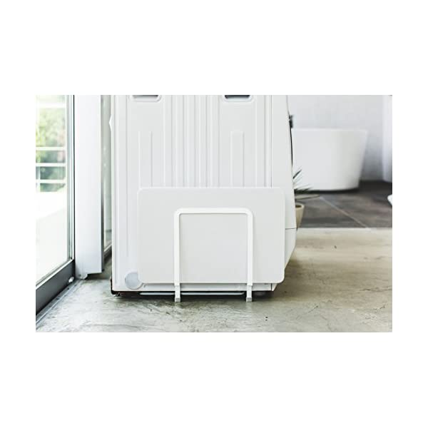 山崎実業 マグネット 洗濯機横 珪藻土バスマッ...の紹介画像3
