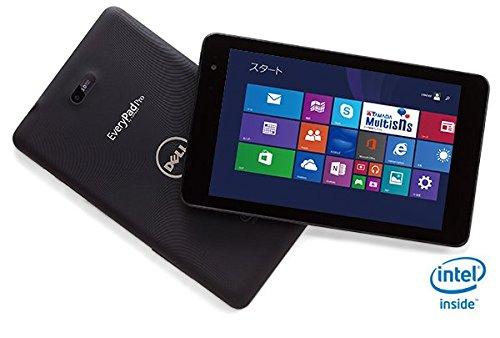 Dell Venue 8 Pro タブレット(Atom Z3775D/2GB/64GB/Micro SIM/8インチWXGA/Windows8.1 Pro 32Bit) YAMADA EVERYPADProモデル