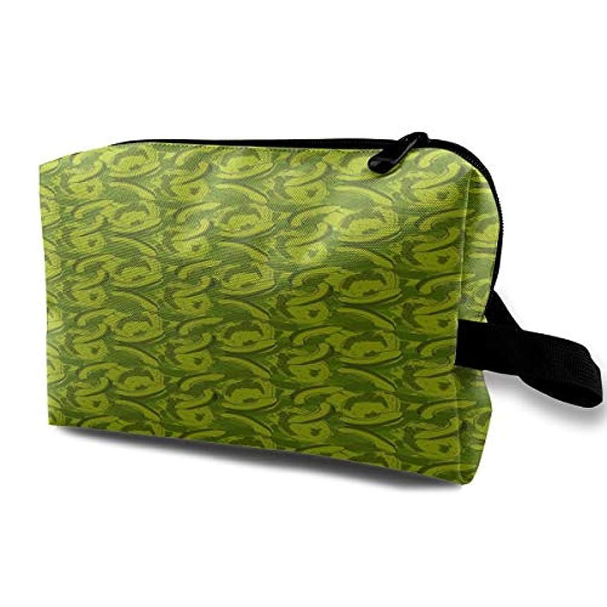 理想的には医薬品生き返らせるArt Avocado 収納ポーチ 化粧ポーチ 大容量 軽量 耐久性 ハンドル付持ち運び便利。入れ 自宅・出張・旅行・アウトドア撮影などに対応。メンズ レディース トラベルグッズ